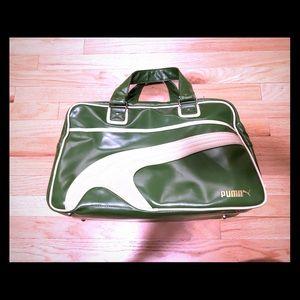 Puma Vintage Style Bowling Bag